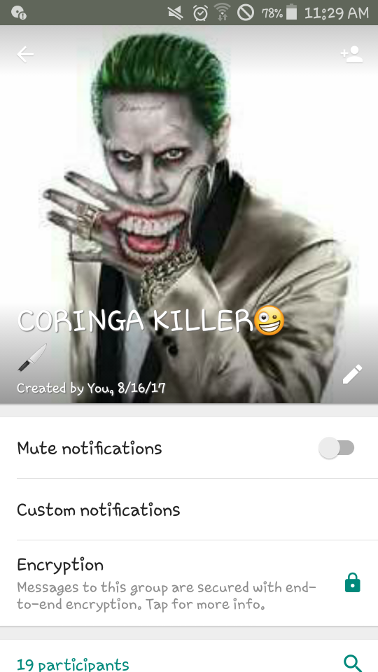 Coringa Killer Grupos De Zap Links De Grupos Do Whatsapp Para